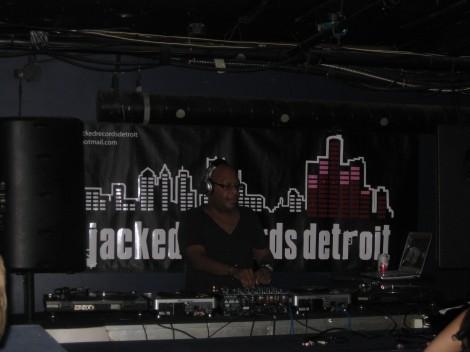Alan Oldham aka DJ T-1000