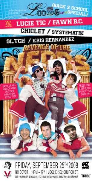 Loose - Revenge of the Nerds