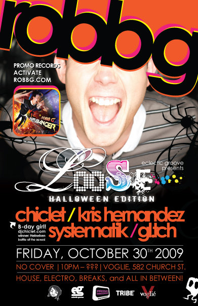 Loose Oct 30, 2009 flyer